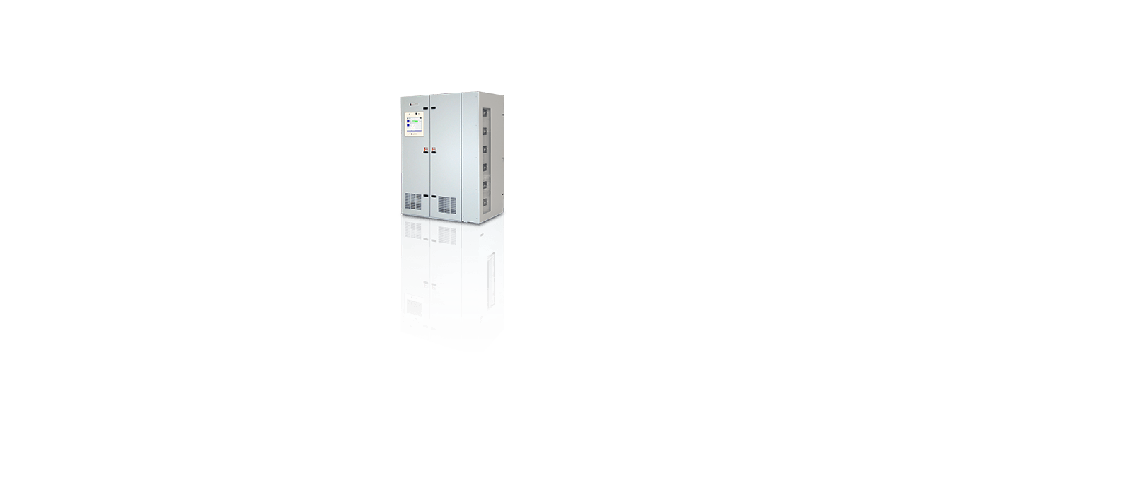 Static Transfer Switch with Distribution